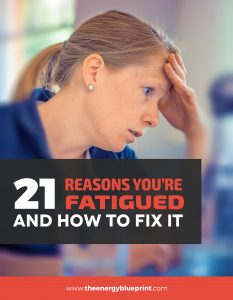 21 Reasons You're Fatigued And How To Fix It