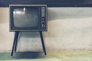 Watching TV Late At Night Is Causing A Disrupted Sleep.