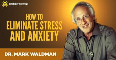 how to eliminate stress and anxiety cover image │ life purpose │ why having a goal and life purpose boost your energy,www.theenergyblueprint.com