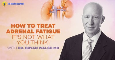 Cover Image of How to Treat Chronic fatigue │The Mitochondria And Fatigue Relation with Dr. Sarah Myhill, www.theenergyblueprint.com