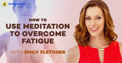 How To Use Meditation To Overcome Fatigue Cover Image │vibration and frequency │ How Vibration And Frequency Affect Your Energy, www.theenergyblueprint.com