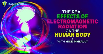 The Real Effects Of Electromagnetic Radiation On The Human Body │vibration and frequency │ How Vibration And Frequency Affect Your Energy, www.theenergyblueprint.com