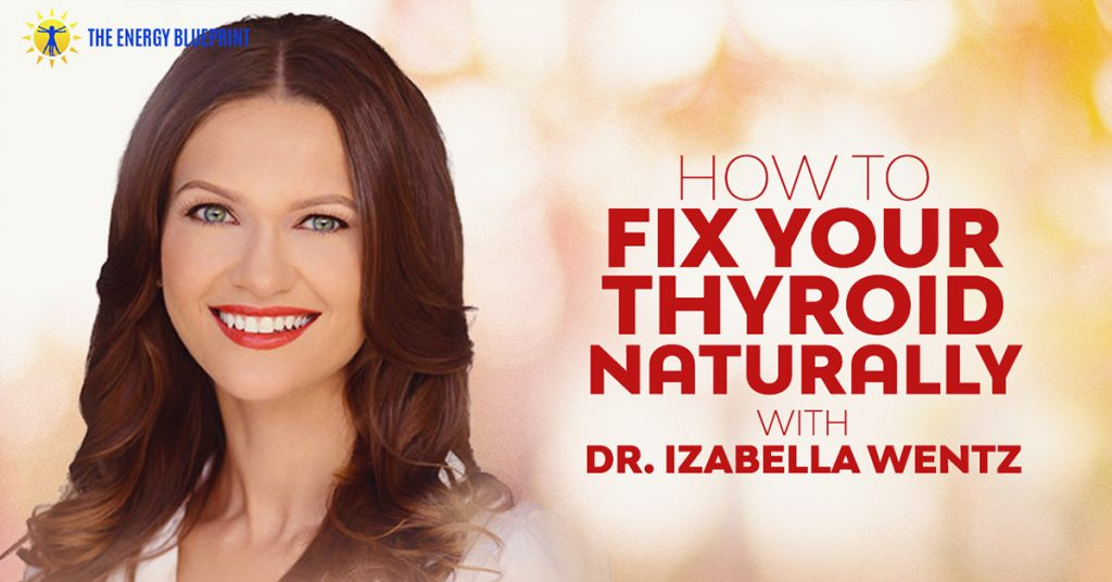 Cover image for How To Fix Your Thyroid Naturally with Dr Izabella Wentz