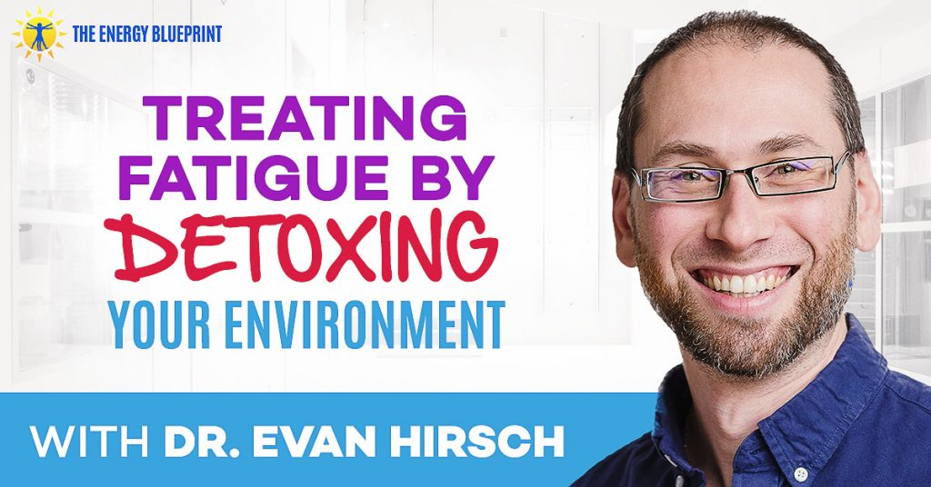 Treating fatigue by detoxing your environment │ How To Fix Your Thyroid, theenergyblueprint.com