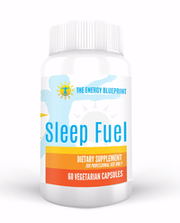 Sleep fuel is the top sleep supplement │ The Top 12 Natural sleep supplements, www.theenergyblueprint.com