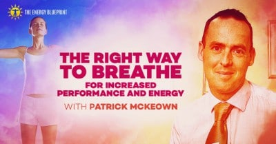 The Right Way To Breathe For Increased Performance And Energy With Patrick Mckeown Cover Image, The Benefits Of Infrared Sauna Use And How To Find The Best Sauna For Your Health, www.theenergyblueprint.com