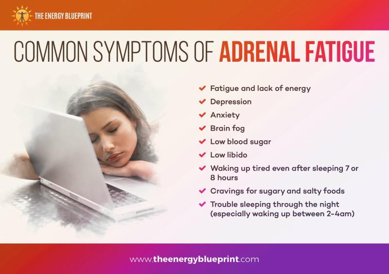 Common symptoms of adrenal fatigue │ Is Adrenal Fatigue Real?