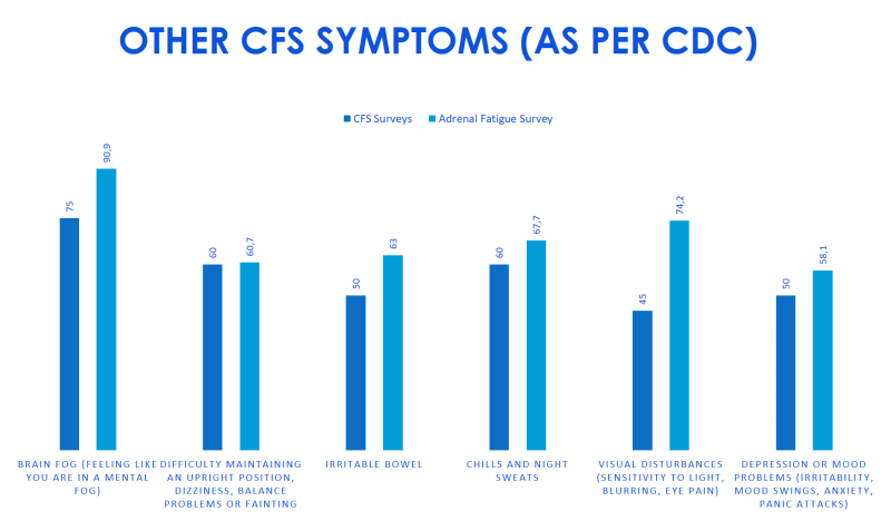 Other CFS Symptoms │ Is adrenal fatigue Real, theenergyblueprint.com