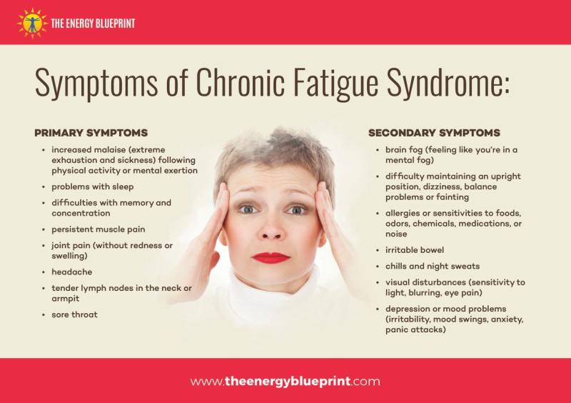 Symptoms of Chronic Fatigue │Ia Adrenal Fatigue Real? Theenergyblueprint.com