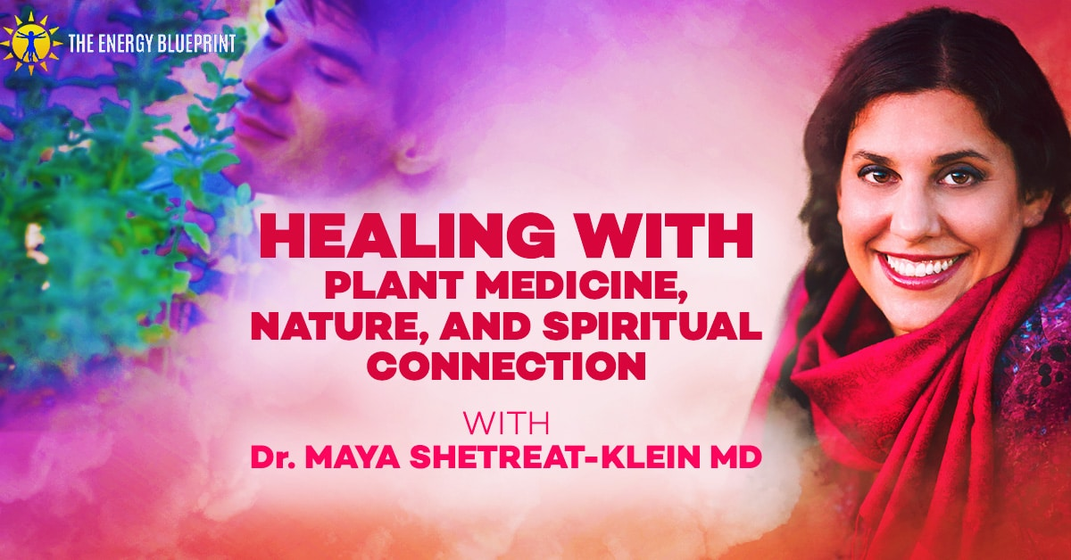 Healing wth plant medicine, nature, and spiritual Connection │ How ti use essential oils │ essential oils for energy, www.theenergyblueprint.com