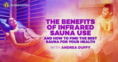 The benefits of infrared sauna │ detoxing from heavy metals with Wendy Myers, www.theenergyblueprint.com