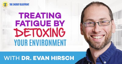 Treating Fatigue By Detoxing Your Environment With Dr. Evan Hirsch │Detoxing From Heavy metals with Wendy Myers, theenergyblueprint.com