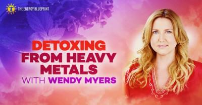 Detoxing from heavy Metals│ Detoxification │ How to detox your body, theenergyblueprint.com