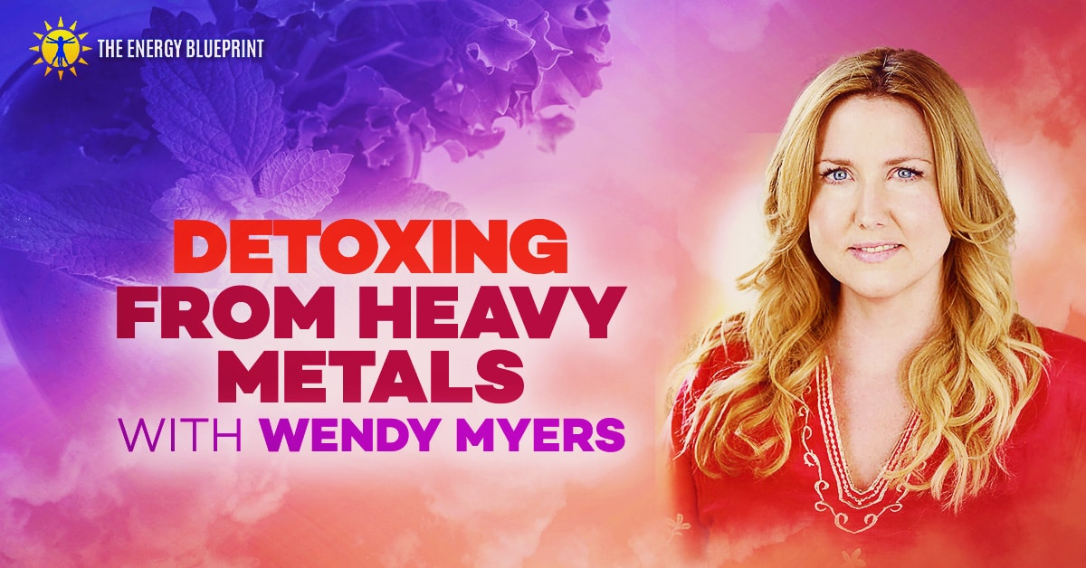 Low energy - Detoxing from heavy metals