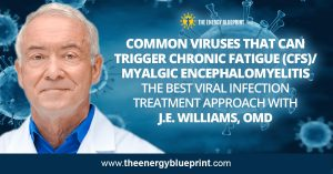 Common Viruses That Can Trigger Chronic Fatigue (CFS)/ Myalgic Encephalomyelitis │The Best Viral Infection Treatment Approach