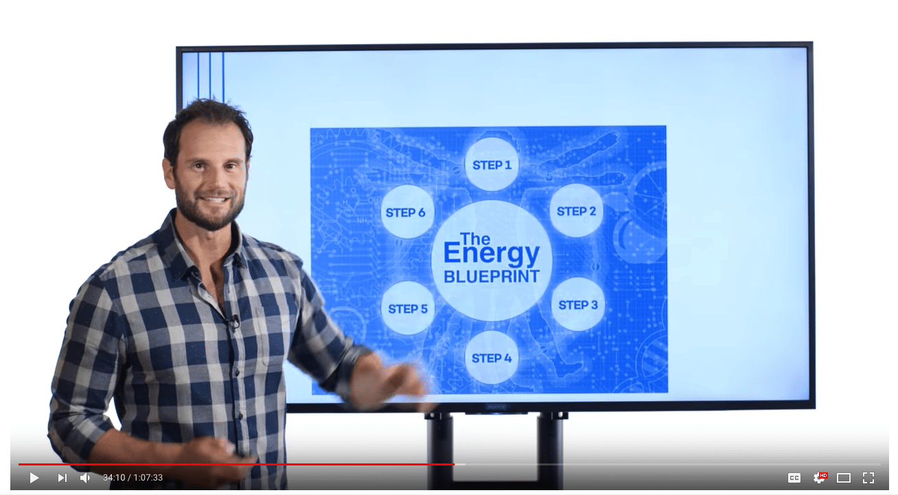 Masterclass series the energy blueprint get instant access to our video series now malvernweather Images