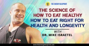 The Science of How to Eat Healthy │ How to Eat Right For Health and Longevity with Dr. Mike Israetel