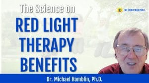 THe science on Red Light therapy with Dr. Michael Hamblin PhD