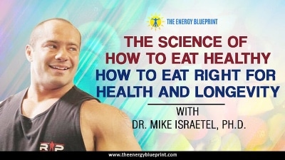 How To Eat Healthy How To Eat Right For Health And Longevity with Dr. Mike Israetel, Ph.D.