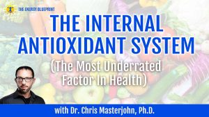 The internal antioxidant system