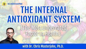 The internal antioxidant system