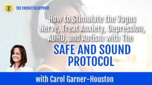 How to Stimulate the Vagus Nerve, Treat Anxiety, Depression, ADHD, and Autism with The Safe and Sound Protocol with Carol Garner-Houston