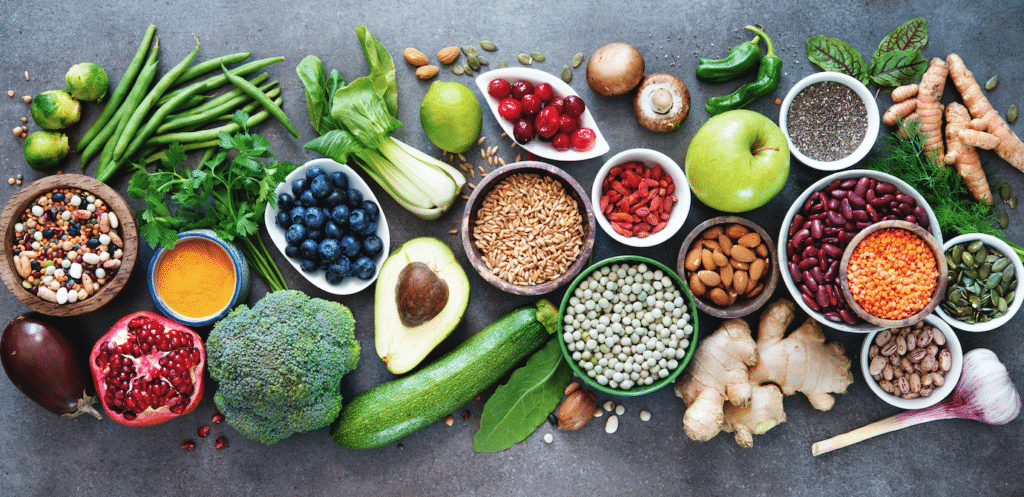 Fruits and Vegetables for fighting Fatigue