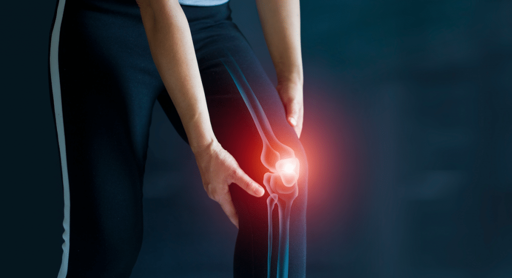 Red Light Therapy Joint Pain