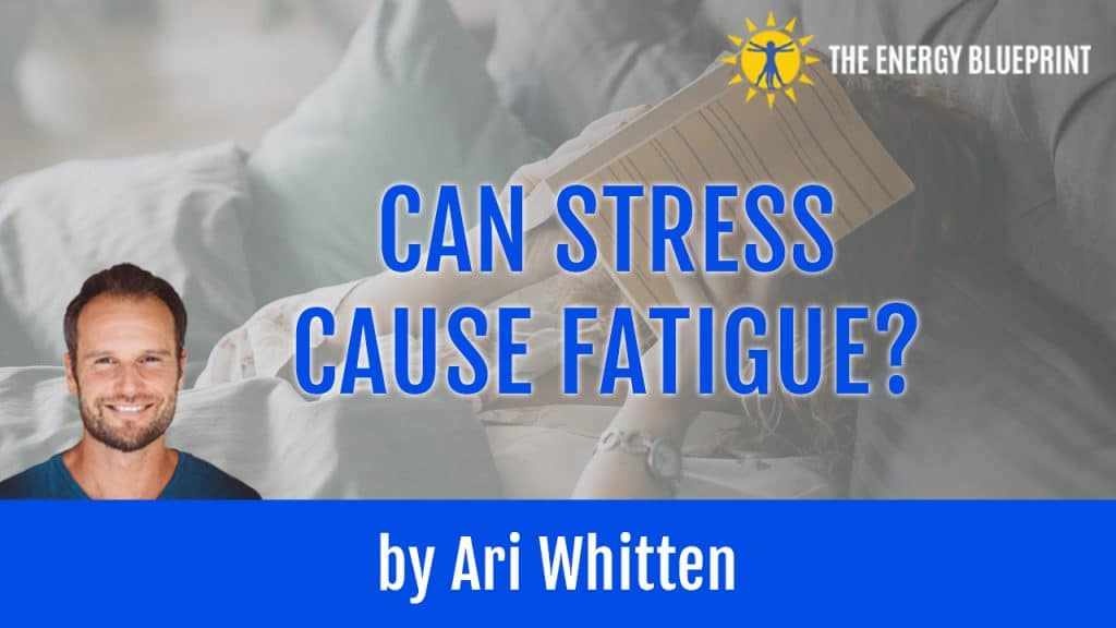 Extreme fatigue stress Is Chronic